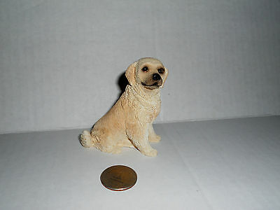 Golden Retriever From United Designs Stone Critter Collection