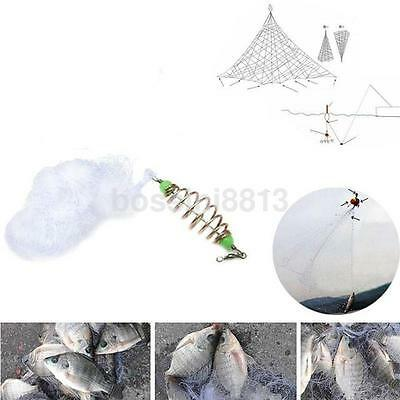 New Floating Bottom Fishing Net Explosion Spring Hook Tool Outdoor For Fishing U