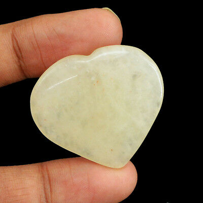 Absolutely Top Amazing 71.90 Cts Natural Unheated Heart Shaped Onyx Gem Paypal