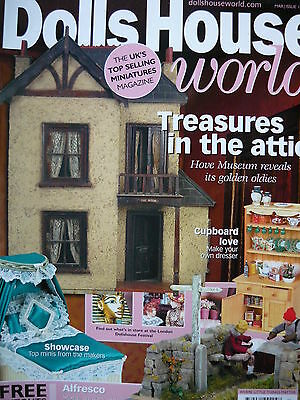Dolls House World Magazine 126 - Treasures In The Attic