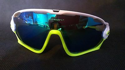 New! 2016 High Quality Branded Cycling glasses with 5 lenses and accessories.