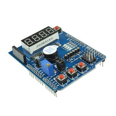New Arduino Multi-Function Shield ProtoShield For Arduino UNO LENARDO MAGE2560