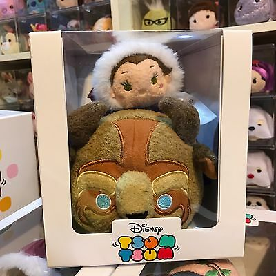 NEW Tsum Tsum Disney BEAUTY AND THE BEAST Belle Sept 2016 Subscription Box