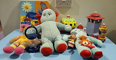 In the Night Garden - Figures, Ninky Nonk and Soft Toys Bundle