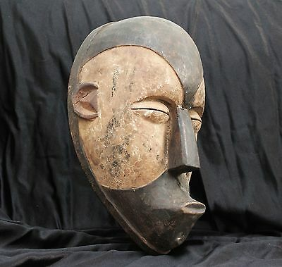 (O) Máscara / Mask Galoa (Gabon) - Oddities