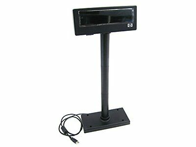HP LD220 Graphical POS Pole Display with Stand (493345-001)