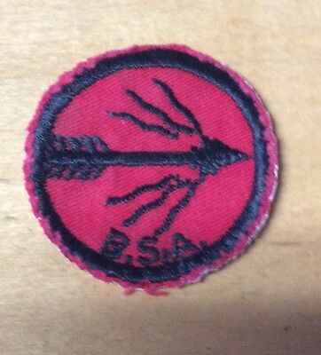 Boy Scout Flaming Arrow Patrol Badge  Never Used