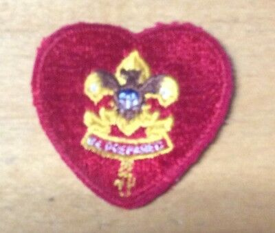Boy Scout Life Rank Scout Badge Never Used