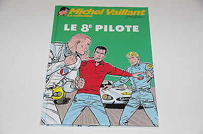 Michel Vaillant T8 Le 8ème pilote / Graton // La collection