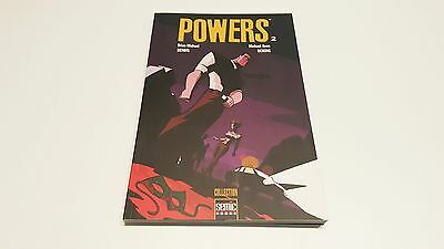 Powers T2 Warren Ellis EO / Bendis / Oeming // Semic