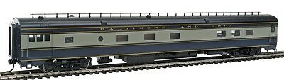Walthers 920-9400 HO Baltimore & Ohio Capitol Limited 85' P-S Baggage-Dorm-Coffe