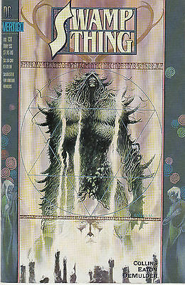 SWAMP THING (Vol.2) 131...NM-...1993...Charles Vess Cover!...Bargain!