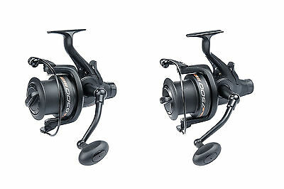 Leeda Rogue 65FS & 75FS Big Pit Freespool Reels - Pair of Reels!