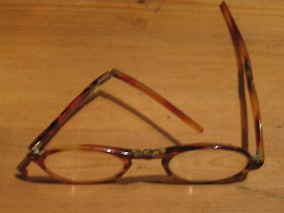 Good Quality Vintage Folding Spectacles In Box