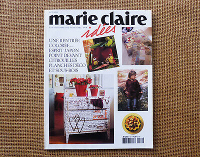 MARIE CLAIRE IDEES  automne N°46