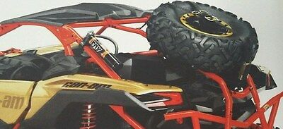 Can Am X3 Maverick Rear Cage Extension Kit Red 715003434 Rear Cage Tube