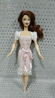 Barbie Vestido NO DOLL Outfit SOLO ONLY Collector Birthstone Beauties PERFECTO