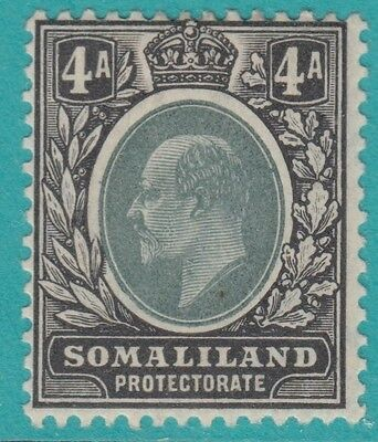 Somaliland 45 Mint Hinged Og *   No Faults Extra Fine  !