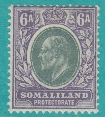 Somaliland 46 Mint Hinged Og *   No Faults Extra Fine  !