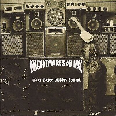 Nightmares On Wax In A Space Outta Sound New Sealed Vinyl 2Lp & Mp3 In Stock