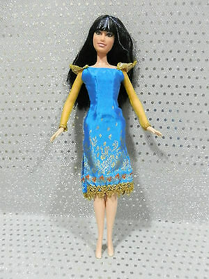 Barbie Vestido Dolls of the World Sumatra NO DOLL Outfit SOLO ONLY Collector