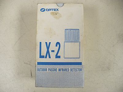 Optex LX-2AU Outdoor Passive Infrared Detector