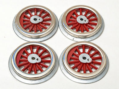 Std Gauge-MEW 385/392 Wheel Set Lionel McCoy Steam Loco Set of 4 NEW