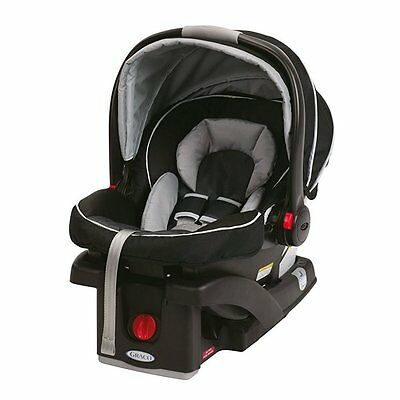 New Graco 1893807 SnugRide Click Connect 35 Infant Car Seat Gotham