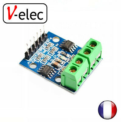 1124# L9110S DC Stepper Motor Driver Board H Bridge for Arduino