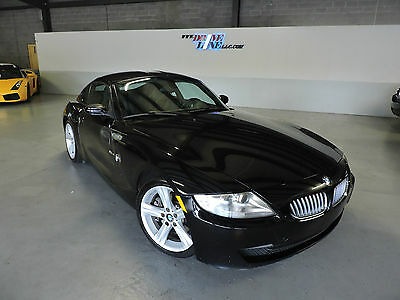 2007 BMW Z4 Z4 3.0SI 2007 BMW Z4 3.0 SI M Package Z4M 4MZ - ULTRA RARE HARD TOP COUPE! WARRANTY!!