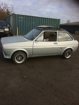Ford Fiesta Mk1- 1.1S, Super rare car, last owner for 27 years!