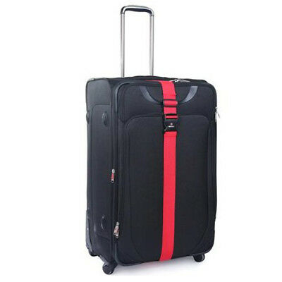 Travel Luggage Suitcase Strap Baggage Backpack Bag Security Belt Adjustable
