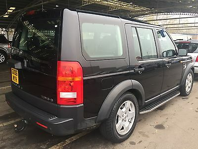 2006 Land Rover Discovery 3 Tdv6 S Auto Black, 7 Seats, Climate, H/seats, Lovely