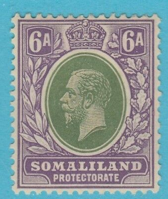 Somaliland 70  Mint Hinged Og *   No Faults Extra Fine  !