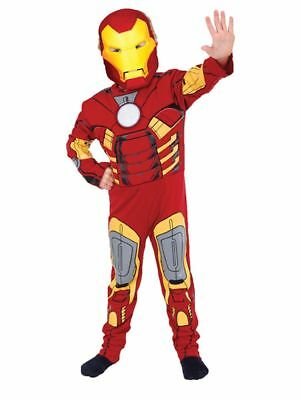 Kostüm für Kinder Muscle Chest Iron Man The Avengers