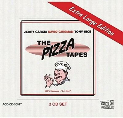 Jerry Garcia, Tony R - Extra Large Pizza Tapes [New CD]