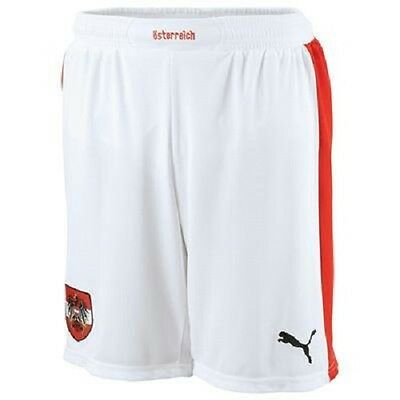 Puma Osterreich Home Shorts size 13-14 years