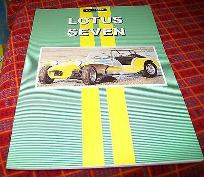 Lotus Seven Caterham Seven Road Test Reprint Book