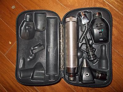 Welch Allyn Otoscope/Ophthalmoscope Diagnostic Set with case model 11720