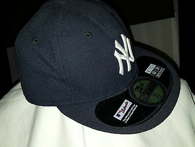 NewYork Yankees Official On-Field Cap MLB Authentic Collection New Era 59FIFTY