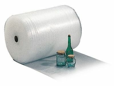 UK BUBBLE WRAP SMALL & LARGE BUBBLE - EU CHEAPEST 300 500 750mm 10 25 50 / 100m
