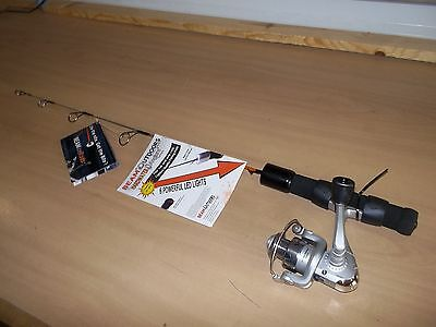 BEAM HARDWATER ANGLURE Ice combo   26 inch ultra light action
