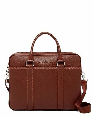 Holiday Sale special Brown Robert Graham  Muines Briefcase MSRP $328
