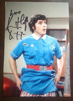 Kenneth Cope Hand Signed Photograph