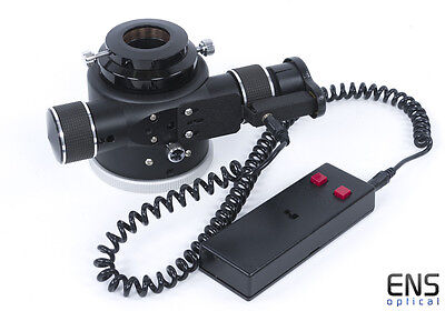 """GSO 2""""  SCT Focuser with 1.25 adapter & JMI Electric Focuser"""