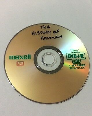 The  History. Of. Hackney. Speedway Dvd