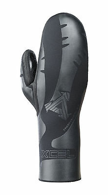 Xcel 5mm Infiniti Wetsuit Mitts Mens Unisex Surfing Watersports Surf Wind New