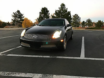 2003 Infiniti G35  2003 infiniti G35 Coupe Auto Two Owner BEST OFFER WILL BE ACCEPTED