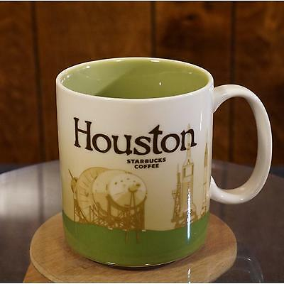 Starbucks Houston  Collector Series 2009, 16 oz, Space City Global Icon