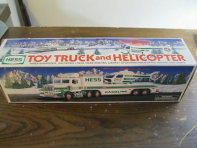 Toy Hess Truck